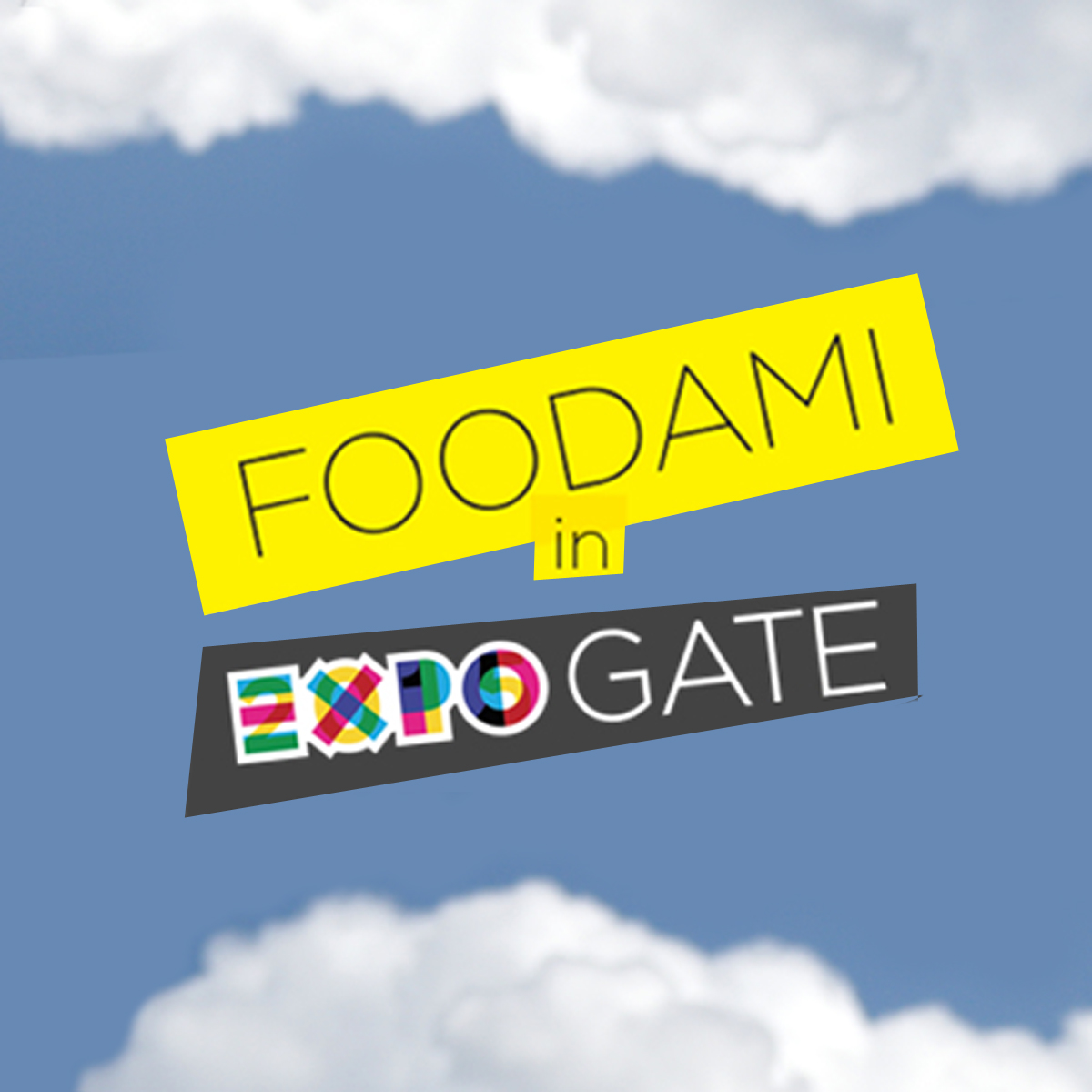 """a tsunami of food, food you love and food in Milan"""