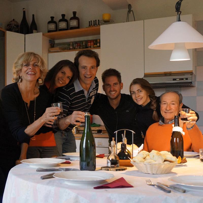 Turner e la famiglia Biancardi