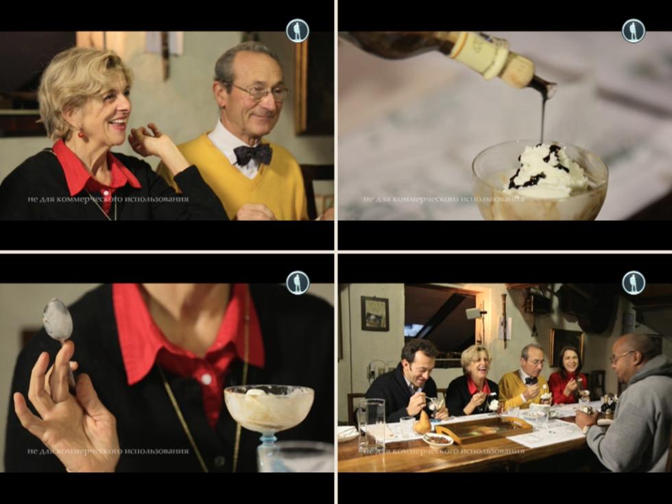 Un finale grandioso: gelato e Aceto Balsamico Tradizionale di Modena